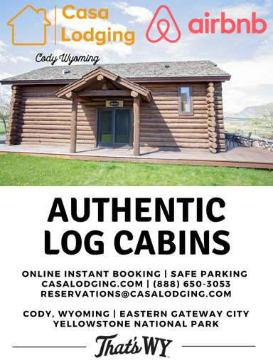 [Original size] AUTHENTIC LOG CABINS